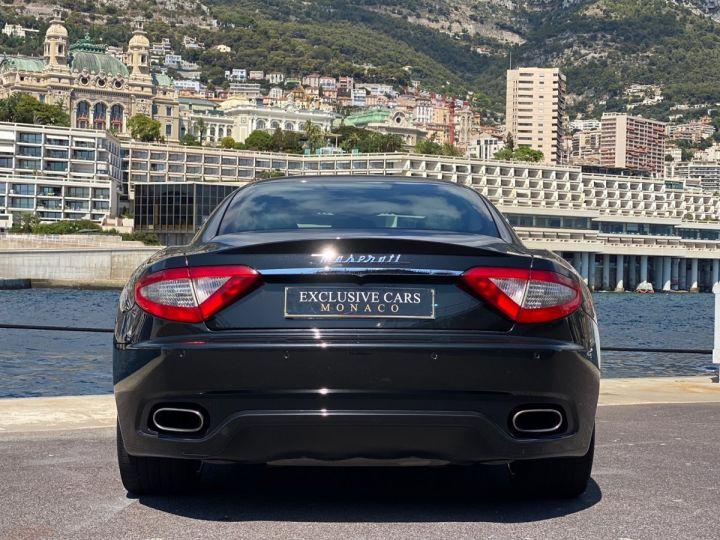Maserati GranTurismo S V8 4.7 F1 BVR 440 CV - MONACO Noir Métal - 14