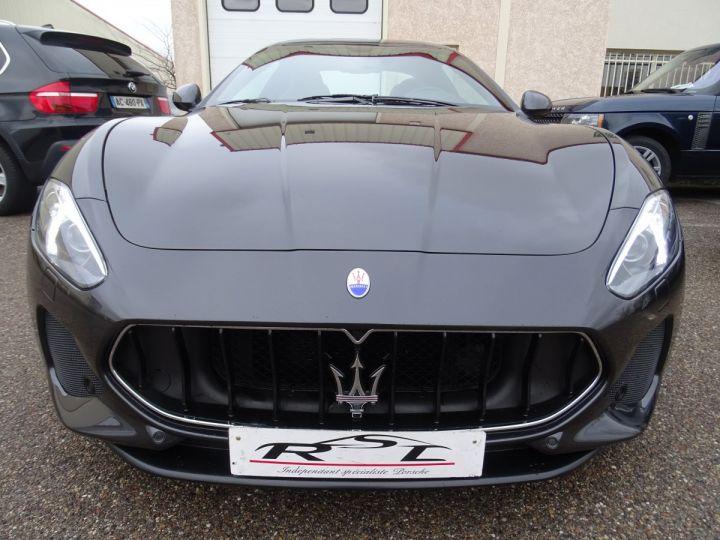 Maserati GranTurismo SPORT 4.7L 460 Ps BVA ZF FACE LIFT /GPS Tactile  Jantes 20  Echappement Sport  LED Harman Kardon gris anthracite métallisé - 3