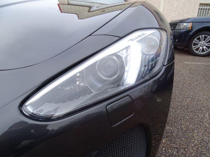 Maserati GranTurismo SPORT 4.7L 460 Ps BVA ZF FACE LIFT /GPS Tactile  Jantes 20  Echappement Sport  LED Harman Kardon gris anthracite métallisé - 5