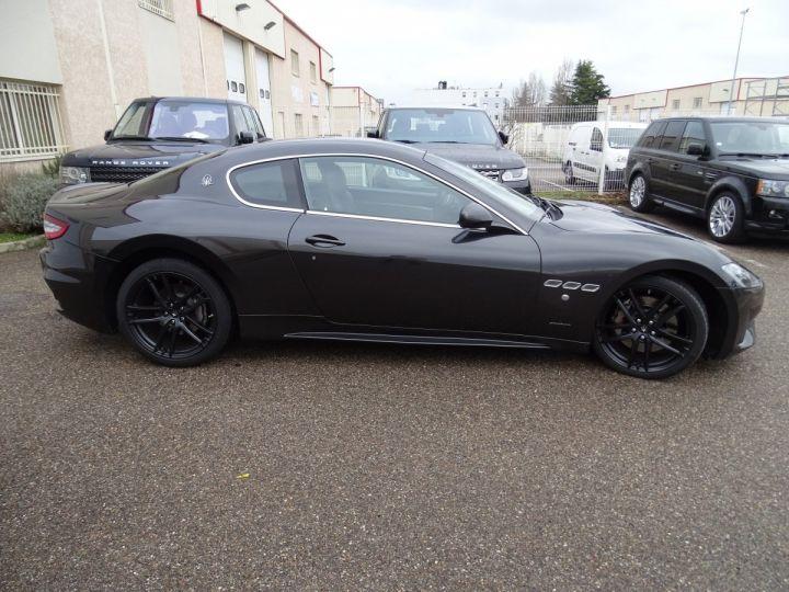 Maserati GranTurismo SPORT 4.7L 460 Ps BVA ZF FACE LIFT /GPS Tactile  Jantes 20  Echappement Sport  LED Harman Kardon gris anthracite métallisé - 6