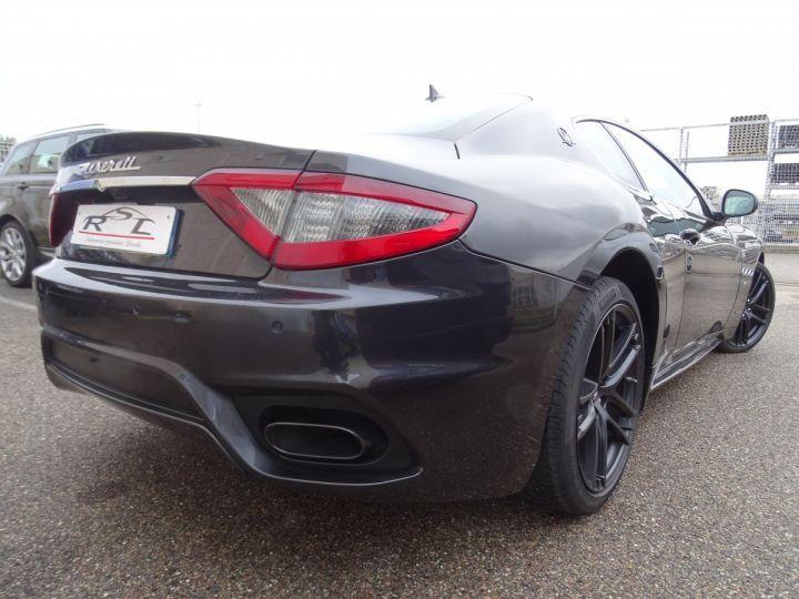 Maserati GranTurismo SPORT 4.7L 460 Ps BVA ZF FACE LIFT /GPS Tactile  Jantes 20  Echappement Sport  LED Harman Kardon gris anthracite métallisé - 8