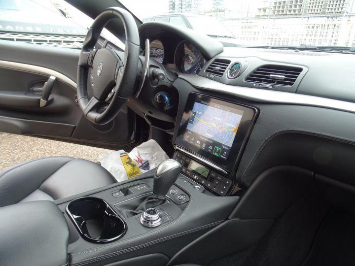 Maserati GranTurismo SPORT 4.7L 460 Ps BVA ZF FACE LIFT /GPS Tactile  Jantes 20  Echappement Sport  LED Harman Kardon gris anthracite métallisé - 13