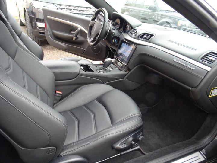 Maserati GranTurismo SPORT 4.7L 460 Ps BVA ZF FACE LIFT /GPS Tactile  Jantes 20  Echappement Sport  LED Harman Kardon gris anthracite métallisé - 18