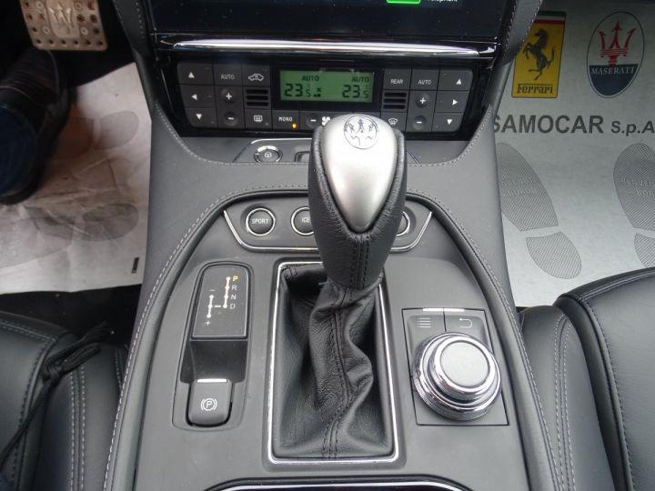 Maserati GranTurismo SPORT 4.7L 460 Ps BVA ZF FACE LIFT /GPS Tactile  Jantes 20  Echappement Sport  LED Harman Kardon gris anthracite métallisé - 21