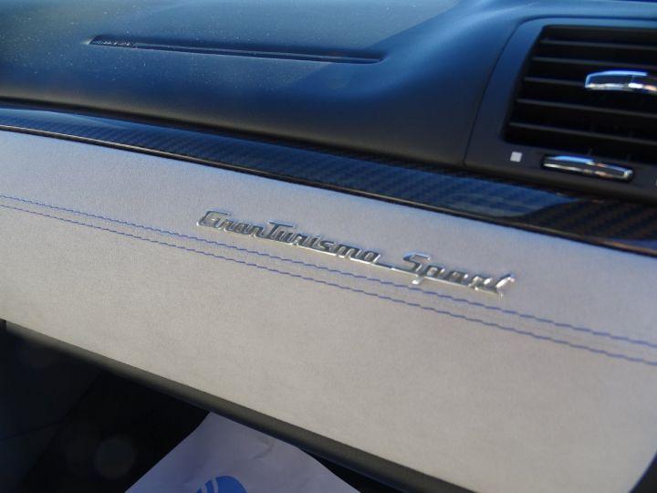 Maserati GranTurismo SPORT 4.7L 460ps BVA ZF MC Sportline  bleu métallisé  - 14