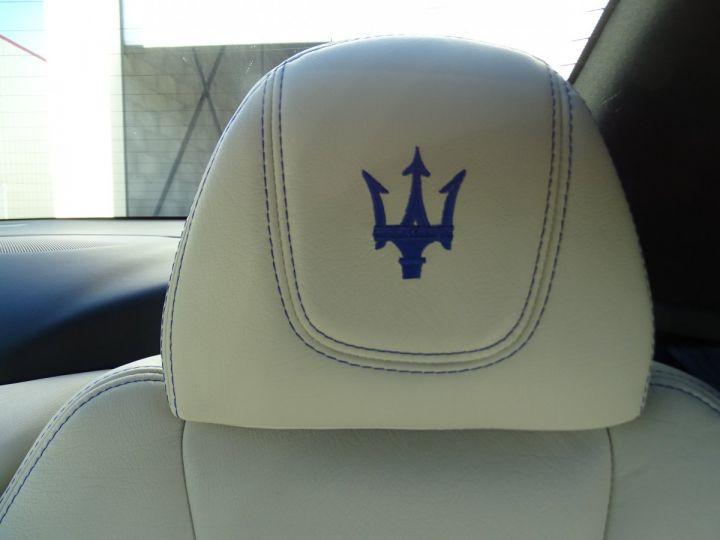 Maserati GranTurismo SPORT 4.7L 460ps BVA ZF MC Sportline  bleu métallisé  - 19