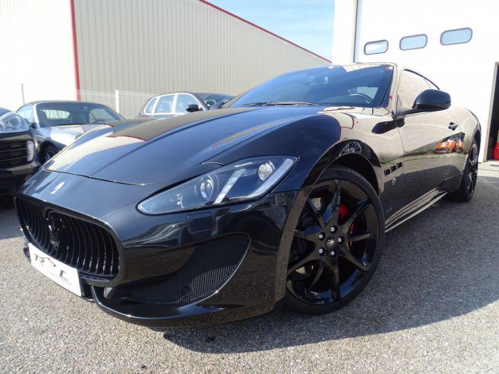 Maserati GranTurismo SPORT 4.7L 460Ps F1/ Pack Carbonio + Matt black Look  noir carbonio met - 1