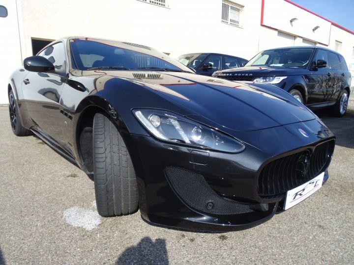 Maserati GranTurismo SPORT 4.7L 460Ps F1/ Pack Carbonio + Matt black Look  noir carbonio met - 4