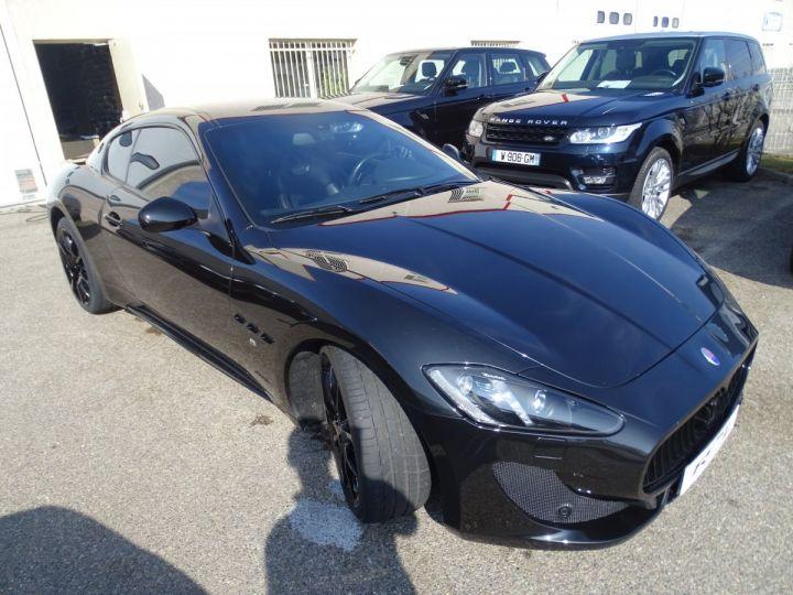 Maserati GranTurismo SPORT 4.7L 460Ps F1/ Pack Carbonio + Matt black Look  noir carbonio met - 6
