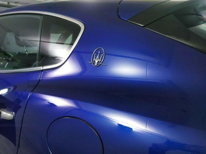 Maserati Levante bleu - 4
