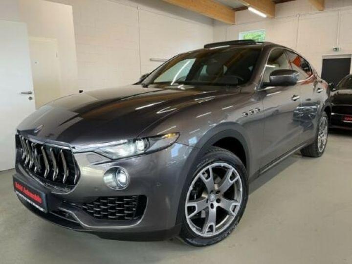 Maserati Levante Gris métallisée  - 1