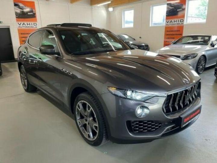 Maserati Levante Gris métallisée  - 3