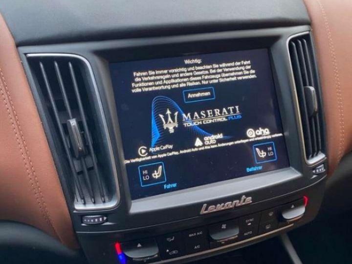 Maserati Levante 3.0 V6 275ch Diesel *Livraison et garantie 12 mois INCLUS* Blanc - 4