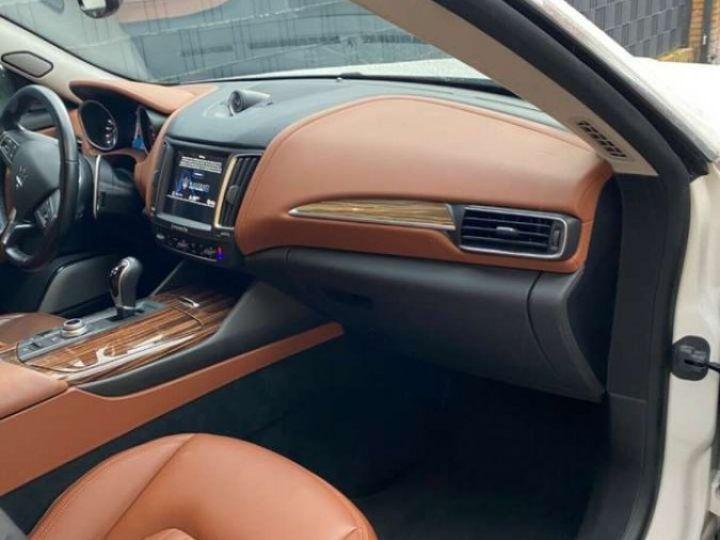 Maserati Levante 3.0 V6 275ch Diesel *Livraison et garantie 12 mois INCLUS* Blanc - 5