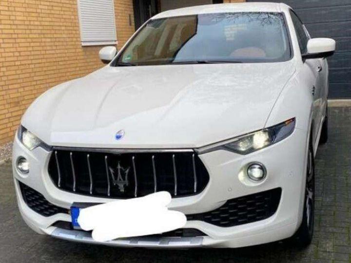 Maserati Levante 3.0 V6 275ch Diesel *Livraison et garantie 12 mois INCLUS* Blanc - 6