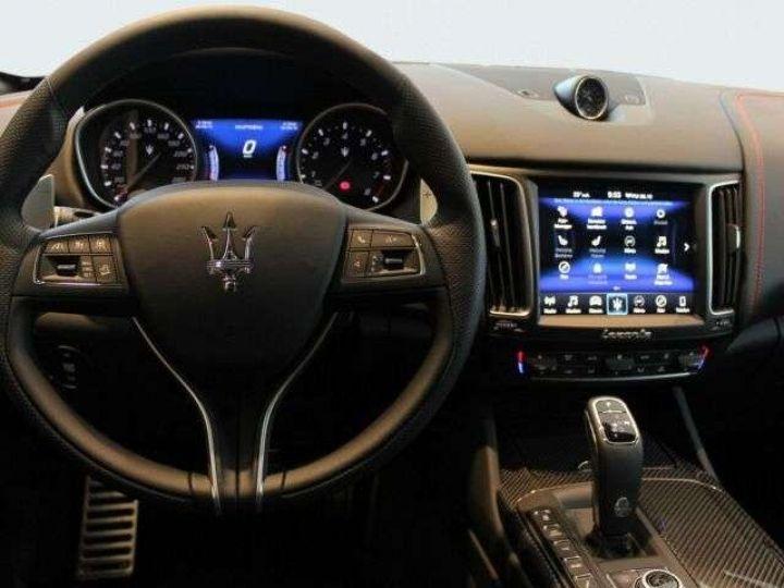 Maserati Levante 3.0 V6 430ch S Q4 GranSport Full Options/ Malus & Carte Grise INCLUS Blanc Nacré Métallisé Tri Couches - 3