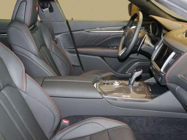 Maserati Levante 3.0 V6 430ch S Q4 GranSport Full Options/ Malus & Carte Grise INCLUS Blanc Nacré Métallisé Tri Couches - 4