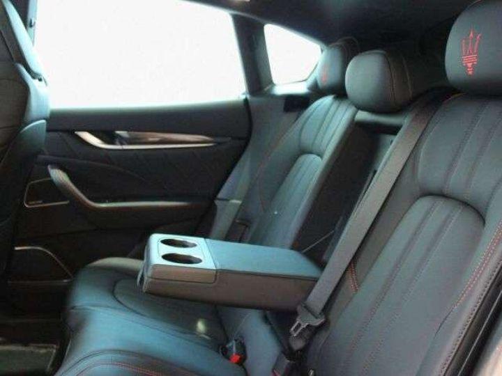Maserati Levante 3.0 V6 430ch S Q4 GranSport Full Options/ Malus & Carte Grise INCLUS Blanc Nacré Métallisé Tri Couches - 5