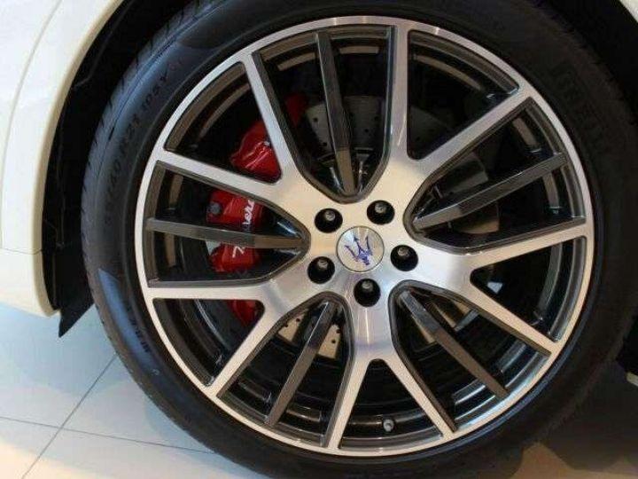 Maserati Levante 3.0 V6 430ch S Q4 GranSport Full Options/ Malus & Carte Grise INCLUS Blanc Nacré Métallisé Tri Couches - 10