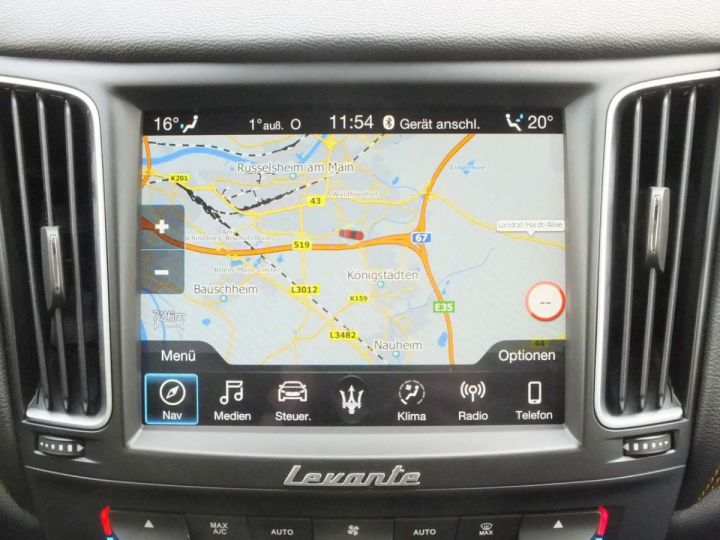 Maserati Levante 3.0 V6 430ch S Q4 GranSport Full Options/ Malus & Carte Grise INCLUS Noir métal - 6