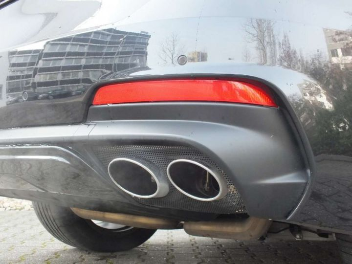 Maserati Levante 3.0 V6 430ch S Q4 GranSport Full Options/ Malus & Carte Grise INCLUS Noir métal - 11