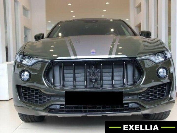 Maserati Levante 3.0 V6 D 275 LIMITED  RECON GREEN  Occasion - 1
