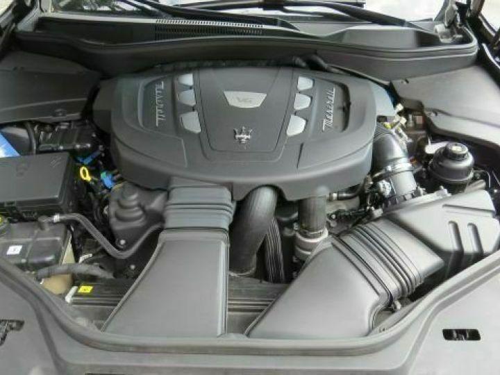 Maserati Levante Diesel 3.0 V6 Turbo 275 GranSport / GPS / BLUETOOTH / GARANTIE 12 MOIS Gris métallisée  - 12