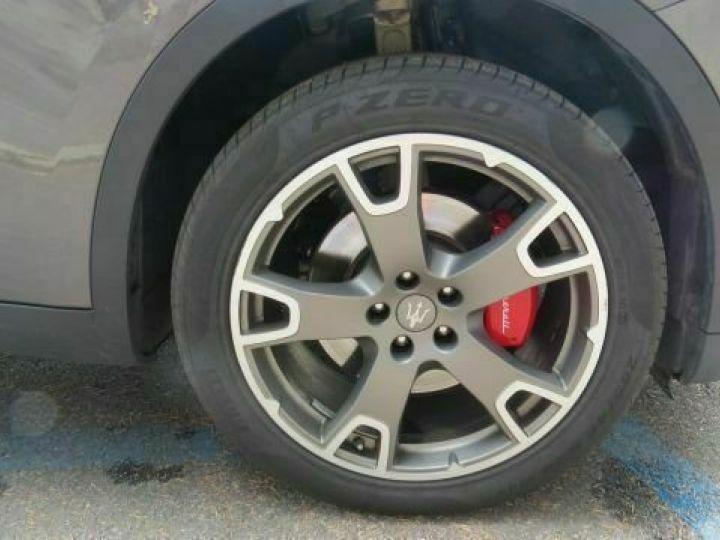 Maserati Levante Diesel 3.0 V6 Turbo 275 GranSport / GPS / BLUETOOTH / GARANTIE 12 MOIS Gris métallisée  - 14