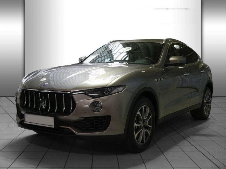 Maserati Levante LEVANTE 3.0 V6 BI TURBO 430 CH Gris - 1
