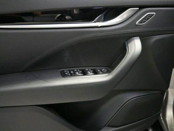 Maserati Levante LEVANTE 3.0 V6 BI TURBO 430 CH Gris - 15