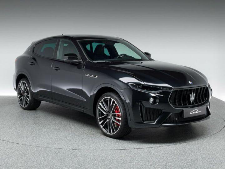 Maserati Levante LEVANTE GTS MALUS INCLUS noir métallisé  - 1