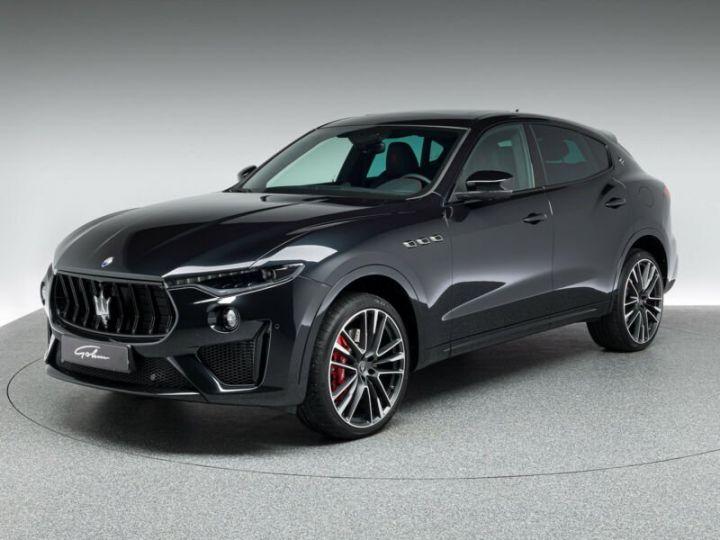 Maserati Levante LEVANTE GTS MALUS INCLUS noir métallisé  - 14