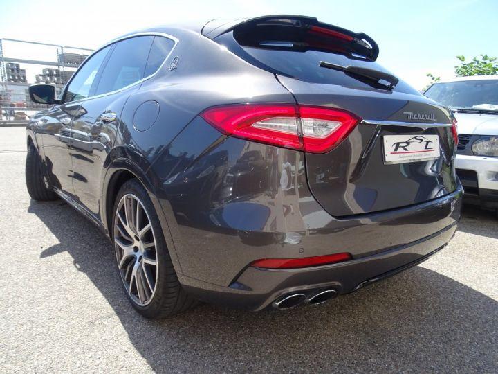 Maserati Levante LEVANTE S Gransport SQ4 3.0L V6 430Ps/Echap Sport  Jts 21  Harman Kardon  LED  gris anthracite métallisé - 7