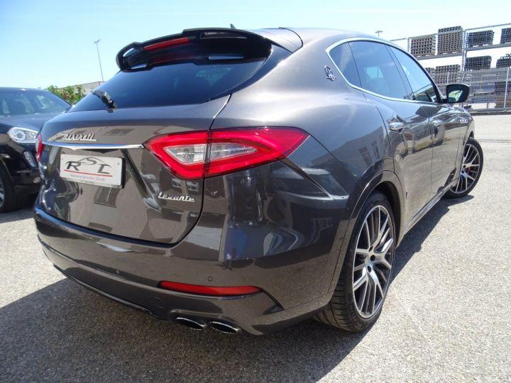 Maserati Levante LEVANTE S Gransport SQ4 3.0L V6 430Ps/Echap Sport  Jts 21  Harman Kardon  LED  gris anthracite métallisé - 9