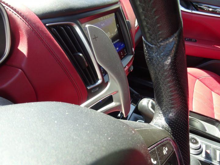 Maserati Levante LEVANTE S Gransport SQ4 3.0L V6 430Ps/Echap Sport  Jts 21  Harman Kardon  LED  gris anthracite métallisé - 18