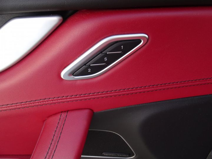 Maserati Levante LEVANTE S Gransport SQ4 3.0L V6 430Ps/Echap Sport  Jts 21  Harman Kardon  LED  gris anthracite métallisé - 19
