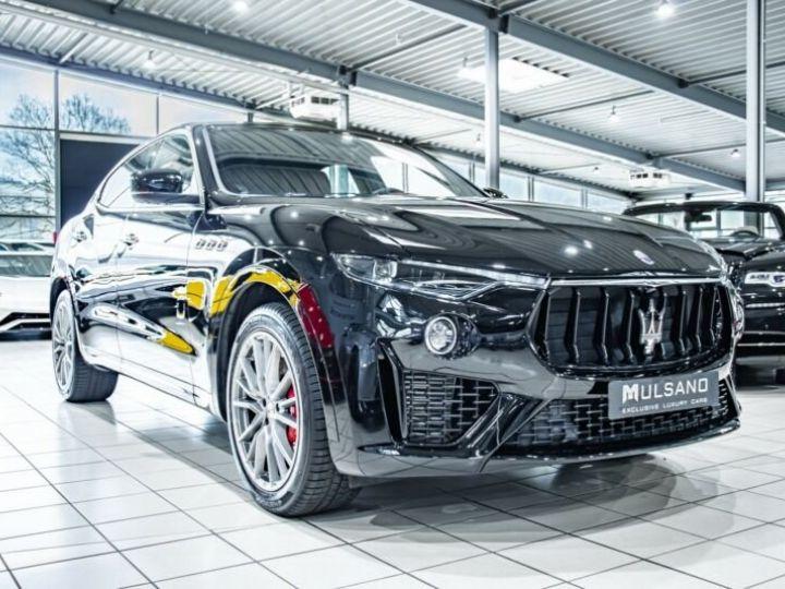 Maserati Levante Levante S Q4 GRANSPORT/Siège ventilés/ Malus Inclus/Garantie 2023 Noir - 1