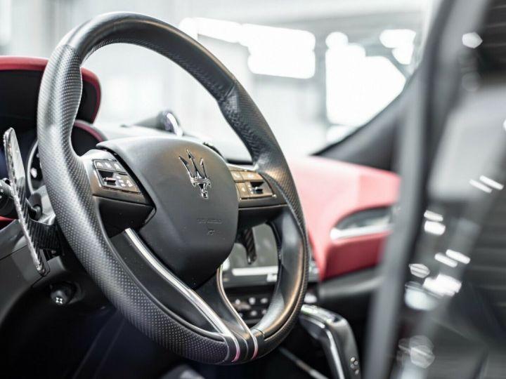 Maserati Levante Levante S Q4 GRANSPORT/Siège ventilés/ Malus Inclus/Garantie 2023 Noir - 4