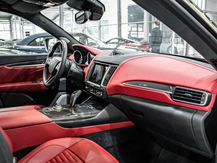 Maserati Levante Levante S Q4 GRANSPORT/Siège ventilés/ Malus Inclus/Garantie 2023 Noir - 12