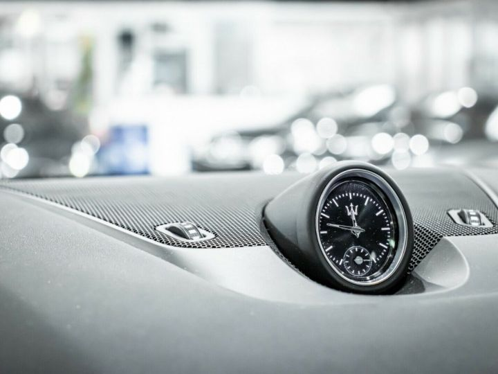 Maserati Levante Levante S Q4 GRANSPORT/Siège ventilés/ Malus Inclus/Garantie 2023 Noir - 14