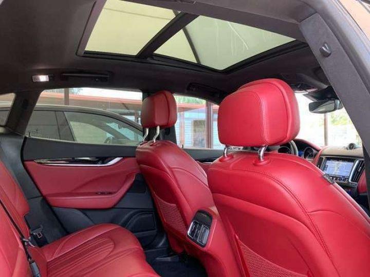 Maserati Levante Maserati Levante 3.0 V6 275 Cv/Toit Panoramique/Garantie 12 Mois gris foncé - 5