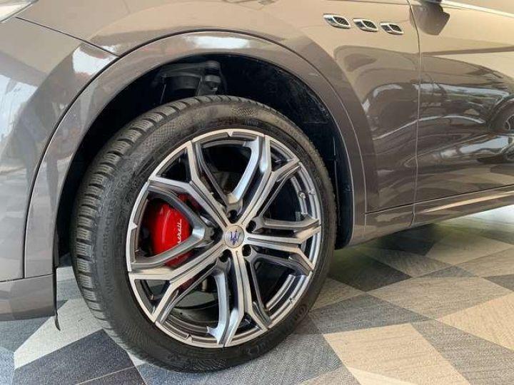 Maserati Levante Maserati Levante 3.0 V6 275 Cv/Toit Panoramique/Garantie 12 Mois gris foncé - 6