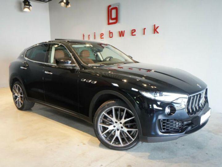Maserati Levante Maserati Levante 3.0 V6 430 SQ4/TOIT PANORAMIQUE/GPS/GARANTIE 12 MOIS/ Noir - 1