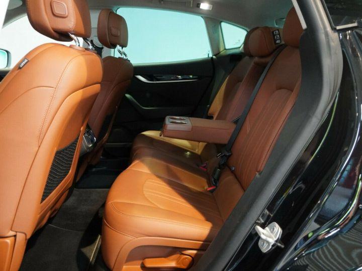 Maserati Levante Maserati Levante 3.0 V6 430 SQ4/TOIT PANORAMIQUE/GPS/GARANTIE 12 MOIS/ Noir - 4