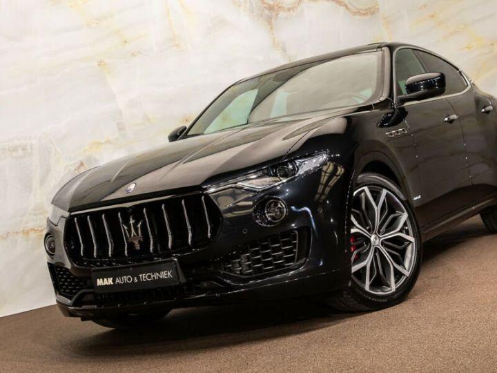 Maserati Levante Maserati Levante 3.0 V6 AWD GranSport noir - 1