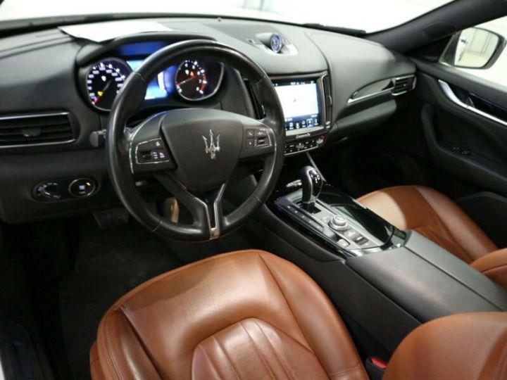 Maserati Levante Maserati Levante 3.0 V6 Bi-Turbo 430 S Q4/1ere Main//Toit Panoramique/Garantie 12 Mois Blanc - 2