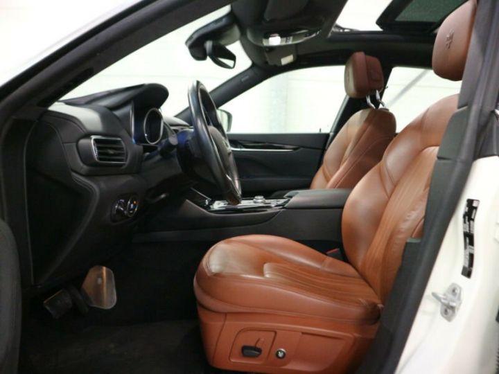 Maserati Levante Maserati Levante 3.0 V6 Bi-Turbo 430 S Q4/1ere Main//Toit Panoramique/Garantie 12 Mois Blanc - 3