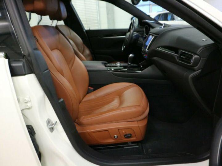 Maserati Levante Maserati Levante 3.0 V6 Bi-Turbo 430 S Q4/1ere Main//Toit Panoramique/Garantie 12 Mois Blanc - 5