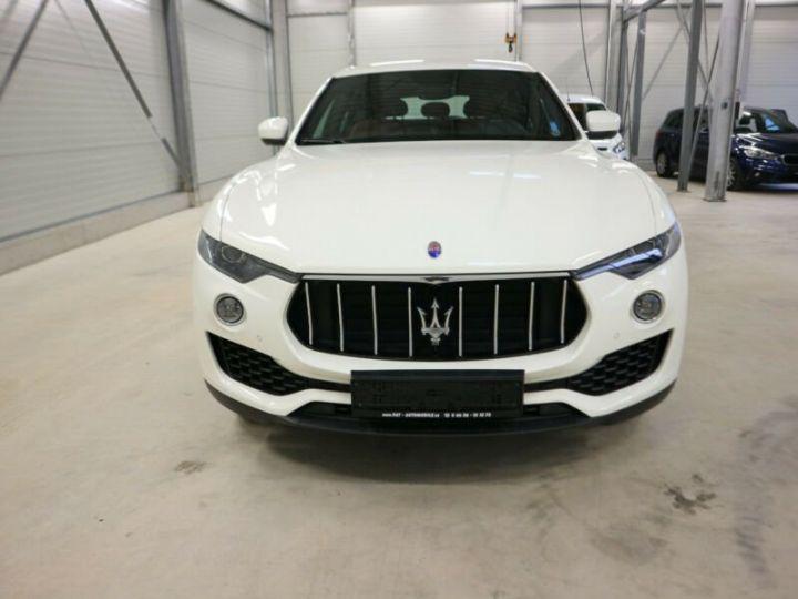 Maserati Levante Maserati Levante 3.0 V6 Bi-Turbo 430 S Q4/1ere Main//Toit Panoramique/Garantie 12 Mois Blanc - 8