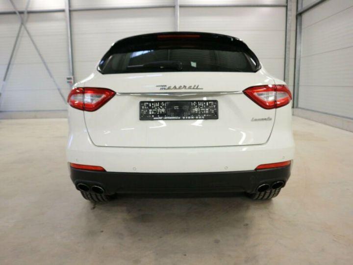 Maserati Levante Maserati Levante 3.0 V6 Bi-Turbo 430 S Q4/1ere Main//Toit Panoramique/Garantie 12 Mois Blanc - 12